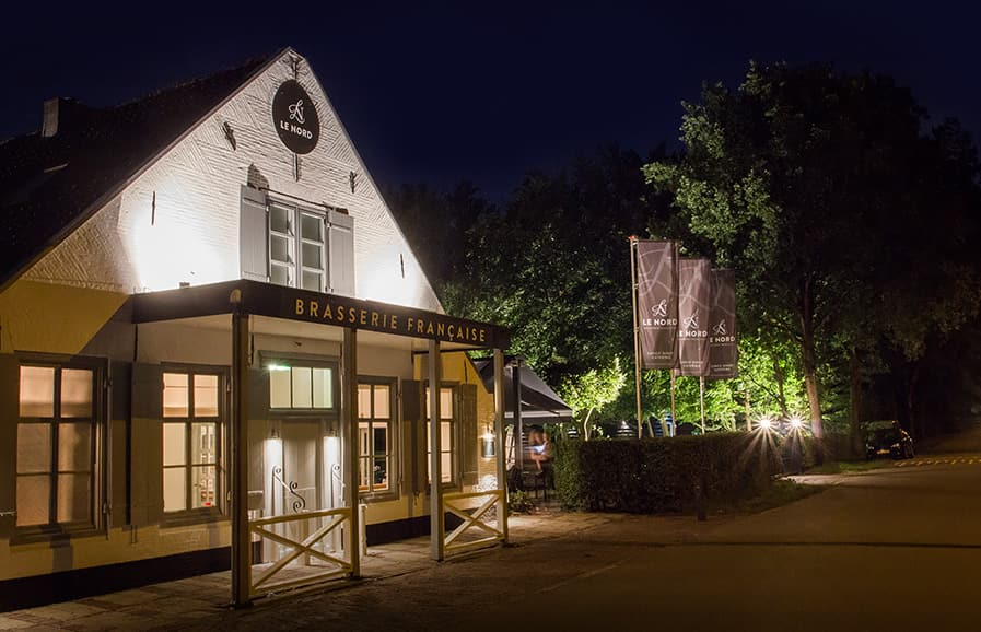 Frans restaurant Bilthoven, Utrecht Le Nord